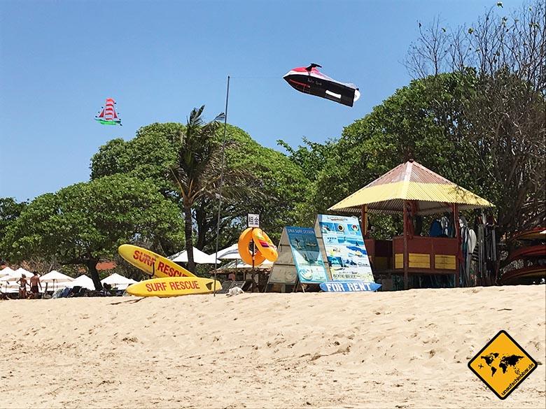 Nusa Dua Beach Bali Wassersport