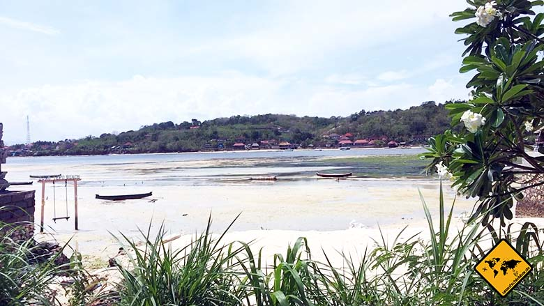 Nusa Lembongan Strände