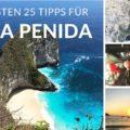 Nusa Penida Bali Reisetipps