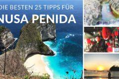 Nusa Penida Bali – die besten 25 Tipps für deine Nusa Penida Tour