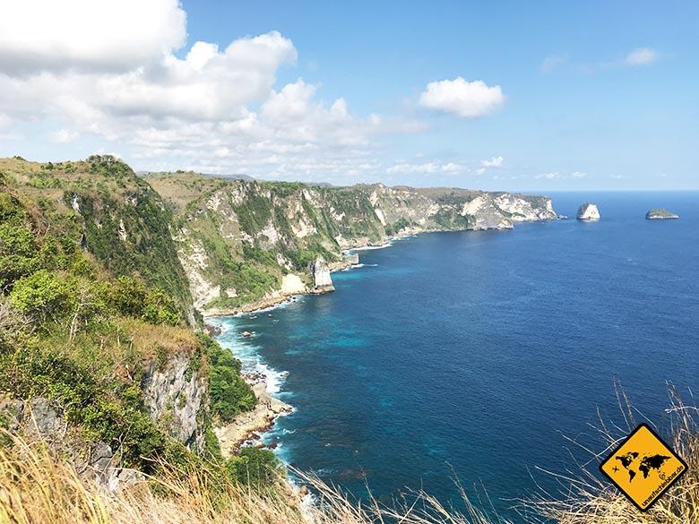 Nusa Penida Tour Saren Cliff