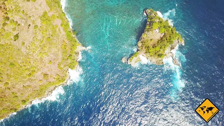 Nusa Penida schnorcheln Crystal Bay