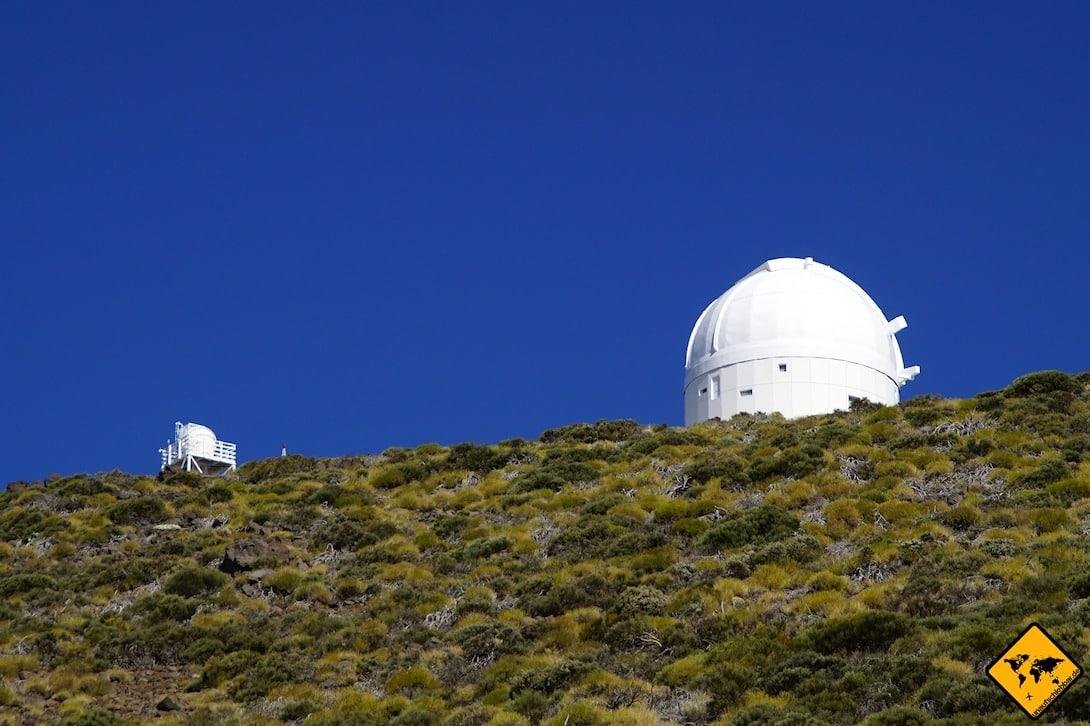 Observatorio del Teide Nationalpark
