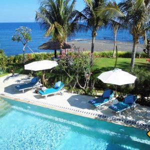 Ocean View Studios Top Empfehlung für eine Bali Rundreise und Baden