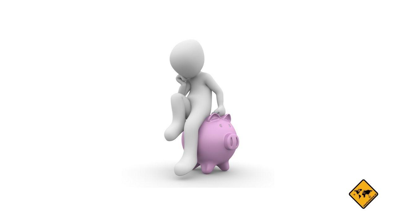Ohne finanziellen Schutz starten