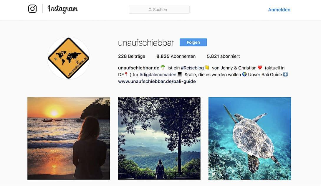 Um ein eigenes Online Business aufbauen zu können, sind auch Social Media Kanäle wie Instagram eine gute Möglichkeit