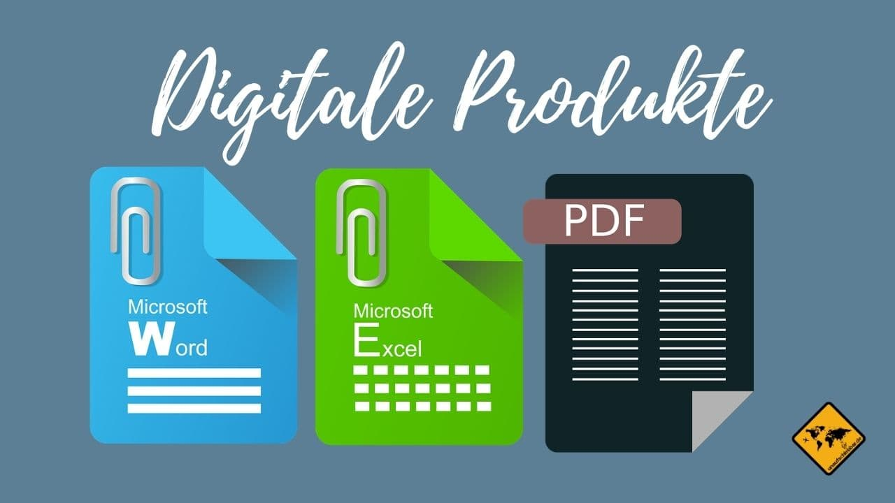 Online Geld verdienen seriös und schnell Digitale Produkte