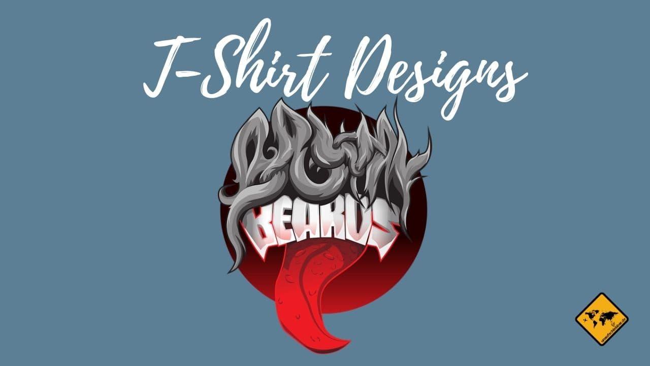 Online Geld verdienen seriös und schnell T-Shirt Designs