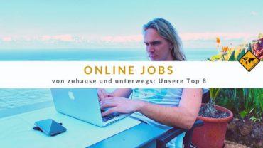 Online Jobs von zuhause und unterwegs: Unsere Top 8 in Zeiten von Corona