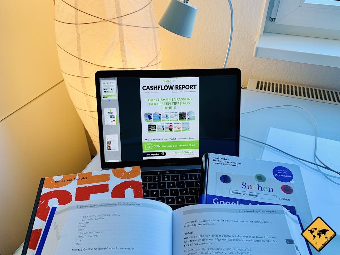 Online Marketing Magazin statt Textwüsten