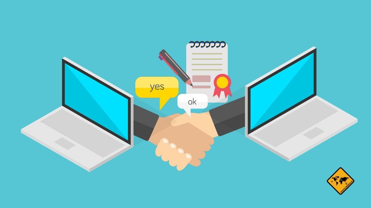Online arbeiten Jobs affiliate