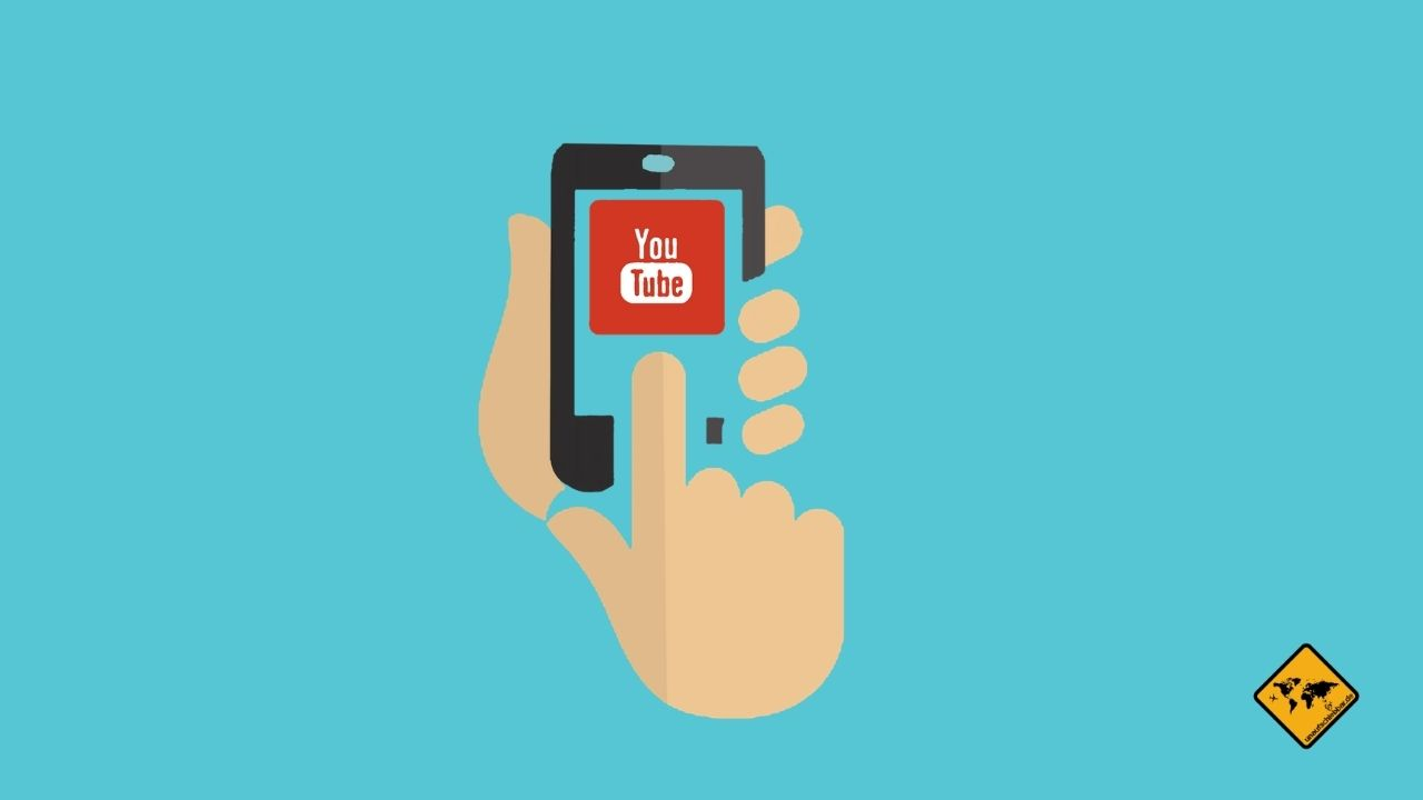 Online arbeiten YouTube