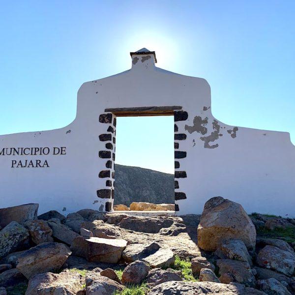 Ortstor Mirador del Risco de las Peñas Fuerteventura
