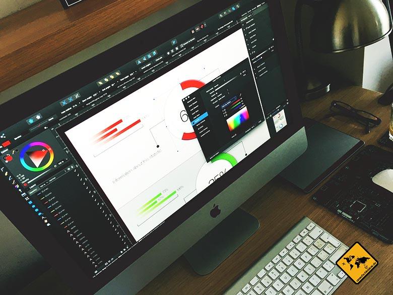 Ortsunabhängig arbeiten Jobs Grafik Designer