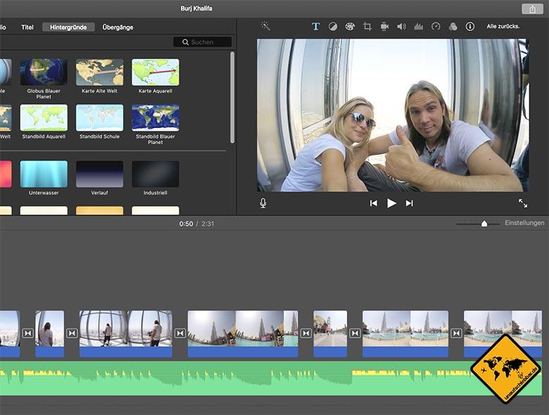 Ortsunabhängige Berufe YouTube iMovie