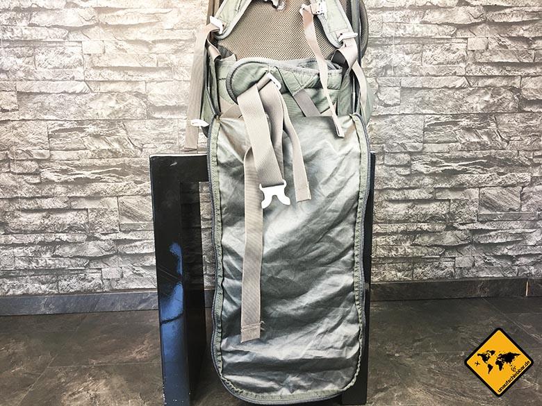 Osprey Farpoint 70 Test Schutz Reisetasche