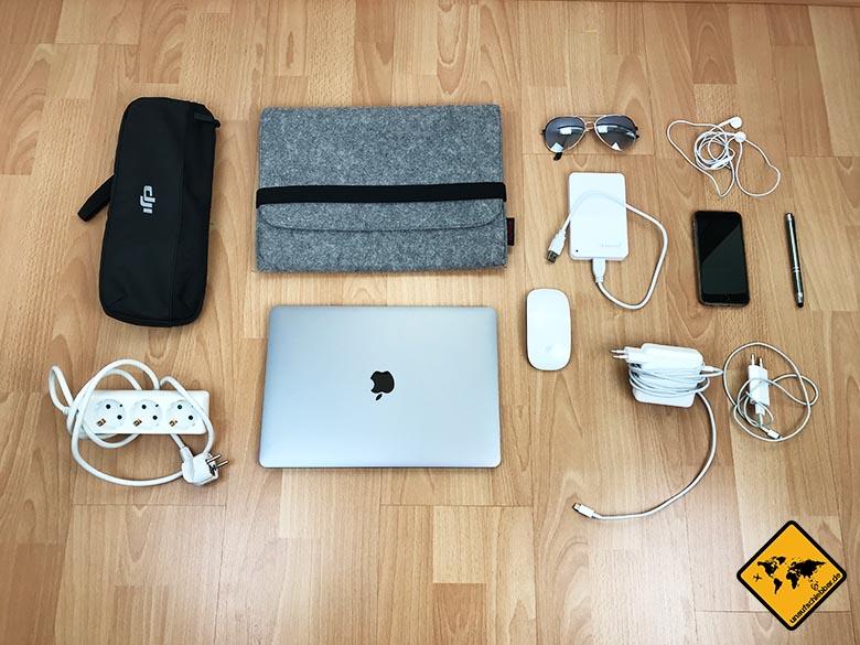 Packliste Thailand 3 Wochen digitale Nomaden