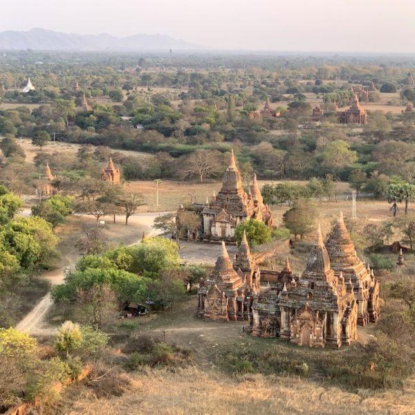 Pagoden Nan Myint Tower Bagan