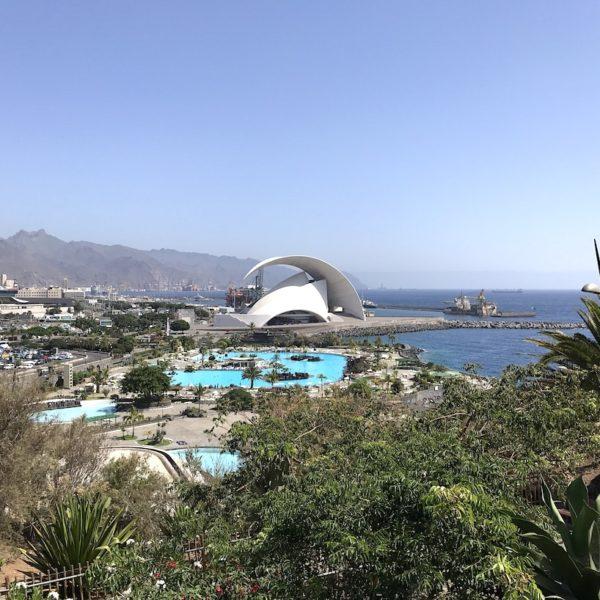 Palmetum Santa Cruz de Tenerife Mirador del Caribe