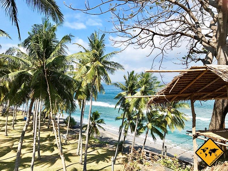 Pantai Setangi 3 Senggigi Lombok