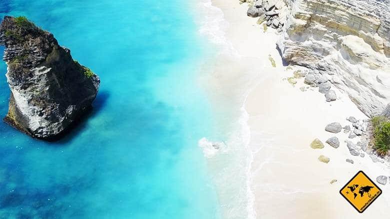 Pantai Suwehan Nusa Penida Traumstrand