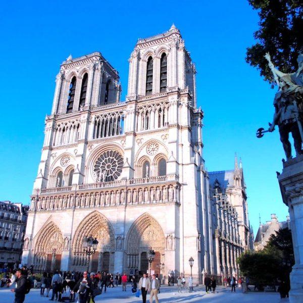 Paris City Pass Notre Dame Aussichtsplattform