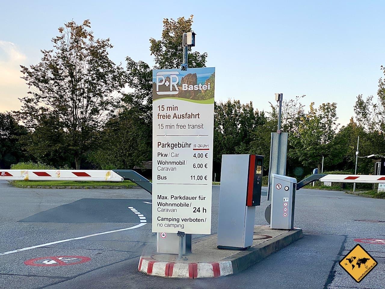 Park and Ride Bastei