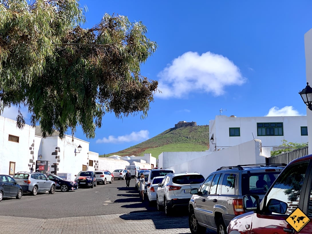 Parken Teguise Lanzarote