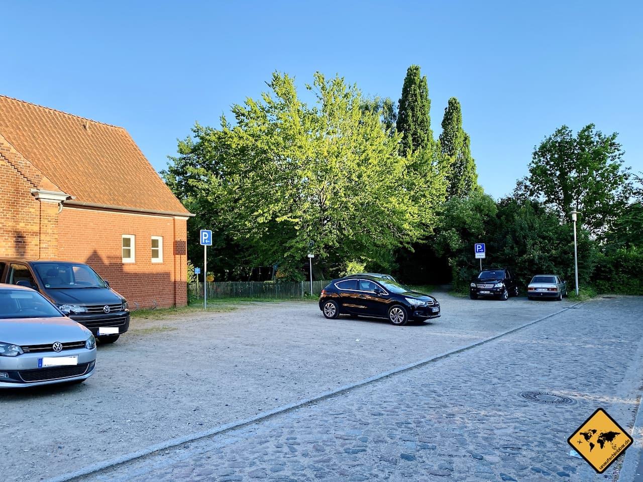 Parkplätze Marienstraße