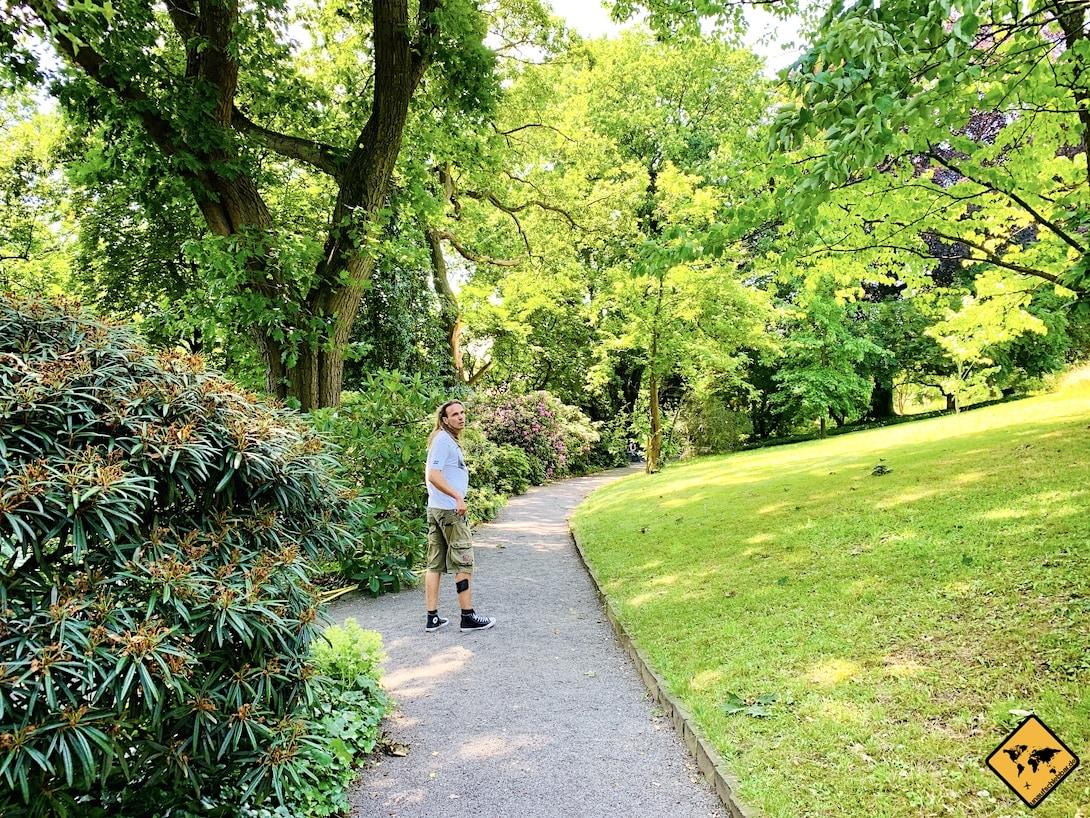 Parks und Grünanlagen Wuppertal