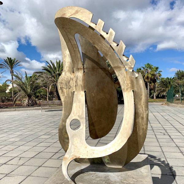 Parque Temático Arrecife Skulptur