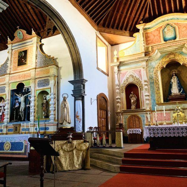 Parroquia San Pedro Apóstol Innenbereich