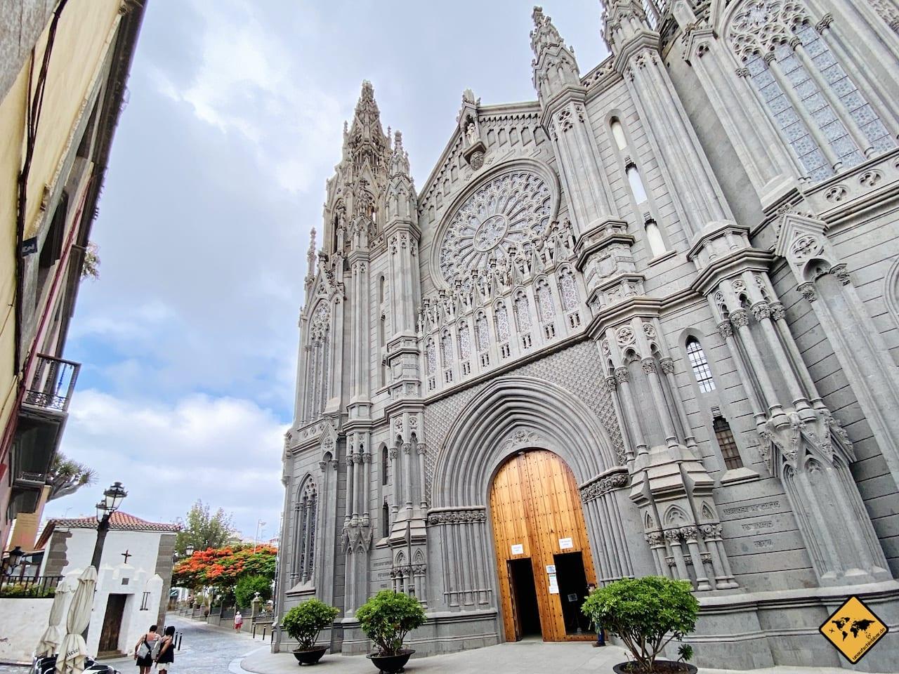Parroquia de San Juan Bautista Gran Canaria