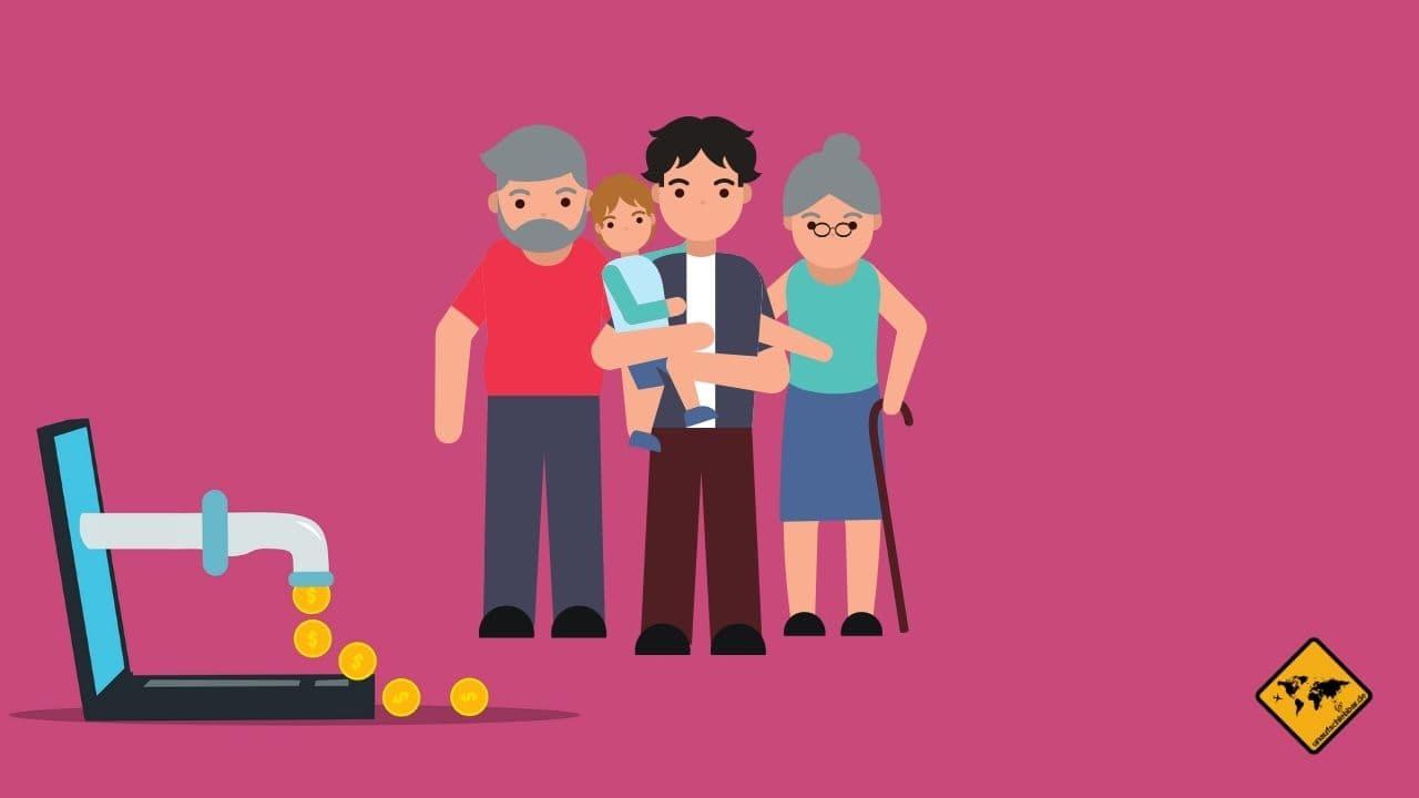 Passives Einkommen OHNE Startkapital Alter