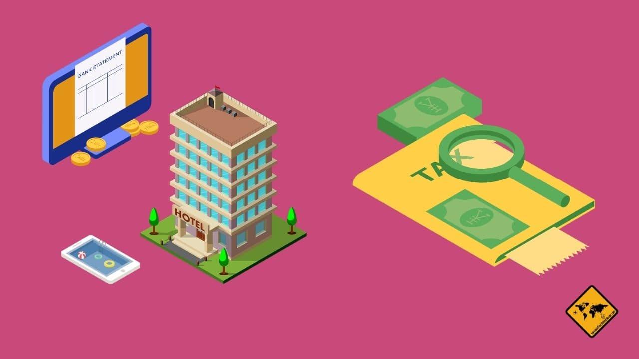 Passives Einkommen OHNE Startkapital Steuern Einkünfte aus Airbnb-Vermietung