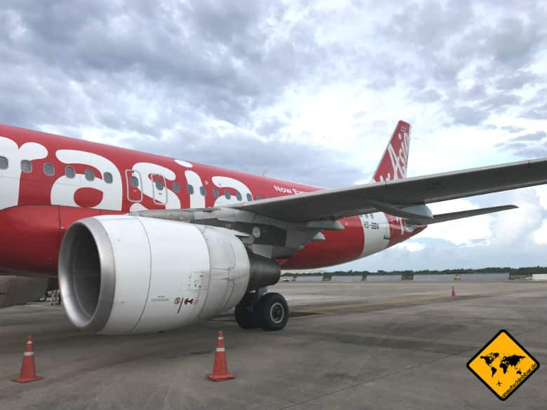 Pattaya Airport Air Asia