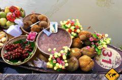 Floating Market Pattaya – Shopping bei den schwimmenden Märkten