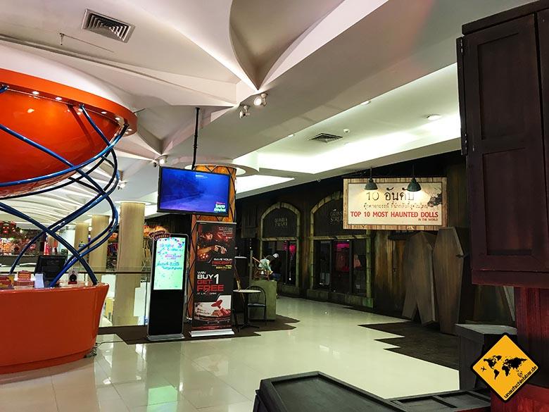 Pattaya interessante Orte Geisterbahn