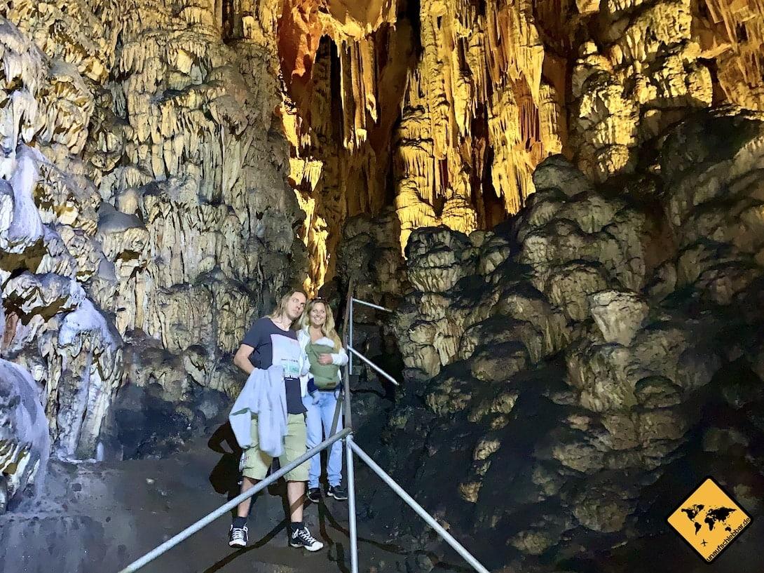 Pećinski Park Grabovača Samograd Höhle