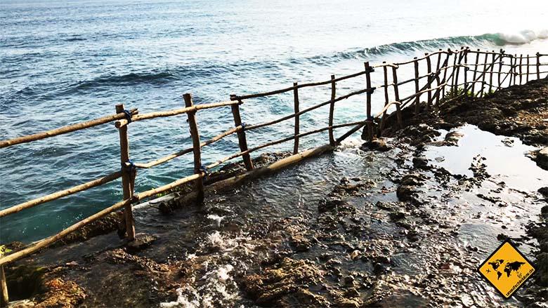 Peguyangan Bali Weg