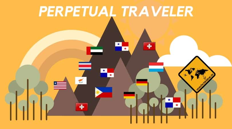 Perpetual Traveler PDF Flag Theory Flaggentheorie FB