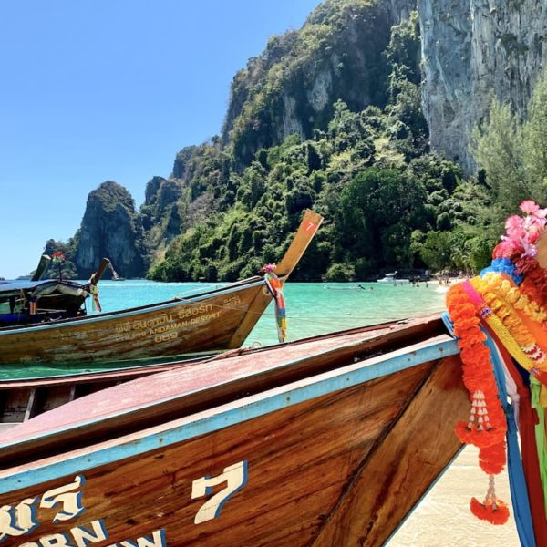 Phi Phi Inseln Thailand Boote