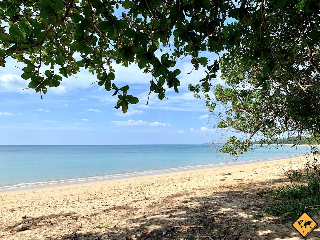 Phuket Nai Yang Beach