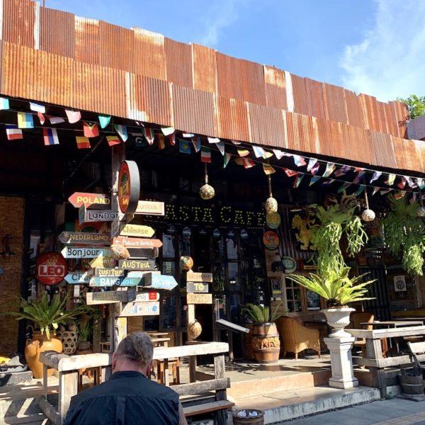 Phuket Stadt Rasta Café