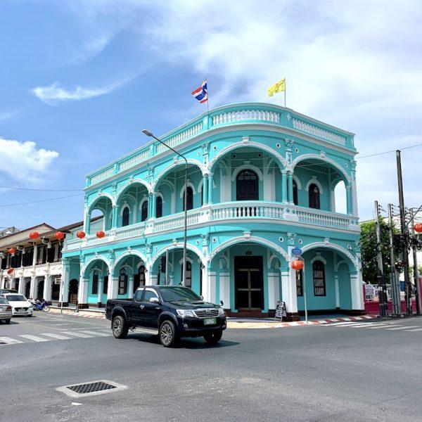 Phuket Town Kolonialhaus