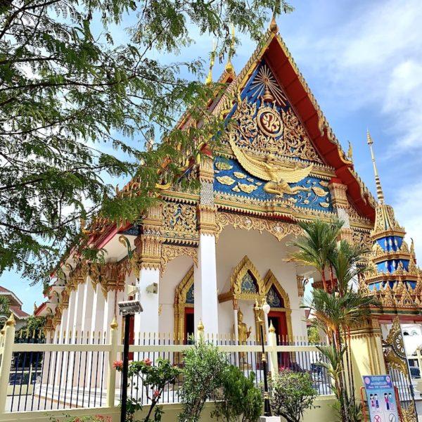 Phuket Town Wat Mongkol Nimit