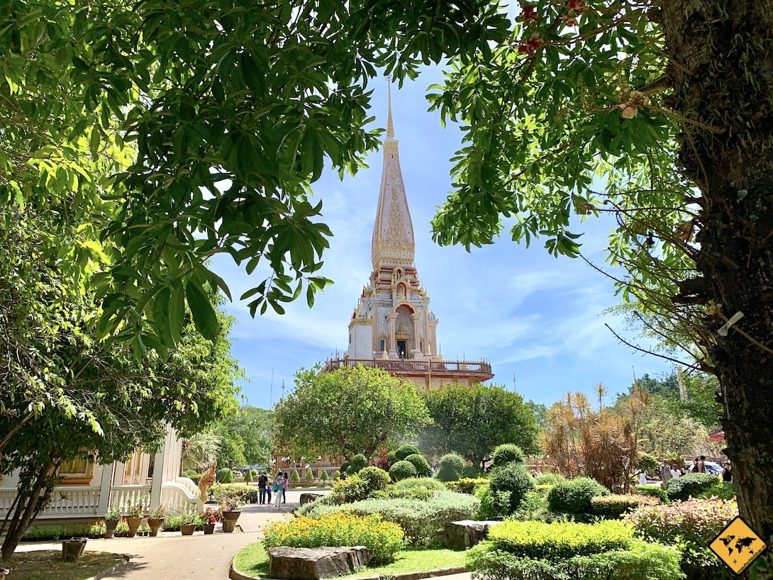 Phuket Wat Chaithararam
