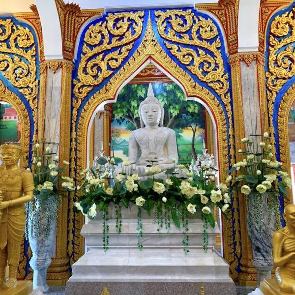 Phuket Wat Chalong Buddhas