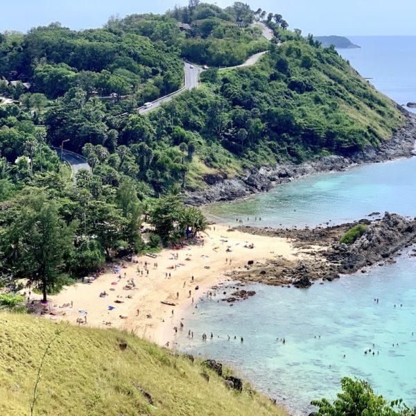 Phuket Windmill Viewpoint Yanui Beach