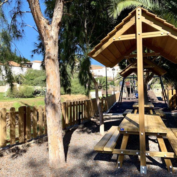 Picknickplatz Betancuria Fuerteventura